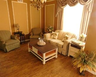 Living room area by Broyhill