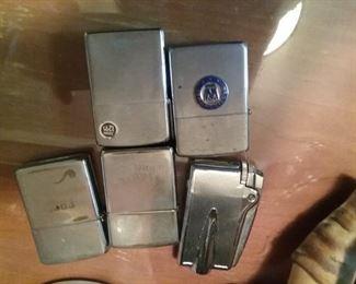 Vintage Lighters