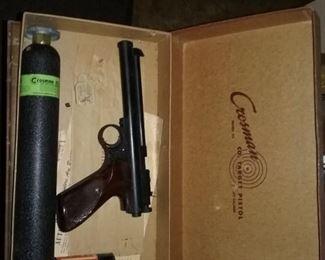 Vintage Crossman Target Pistol