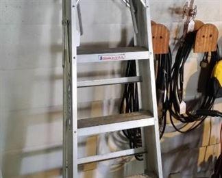 6ft Werner Aluminum Ladder