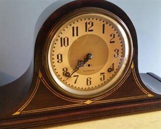 Vintage Plymouth Clock