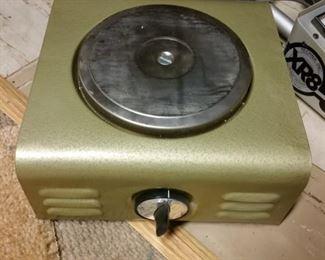 Vintage Hotplate
