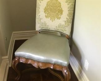 Thomasville bibano side chairs