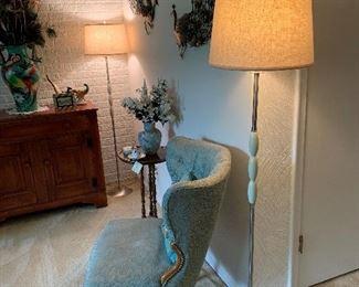 Pair of MCM Floor Standing Lamps