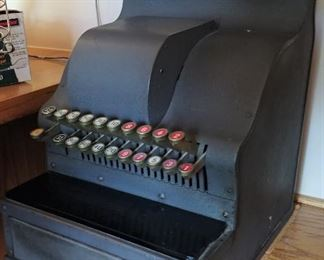 1920s Cash Registar