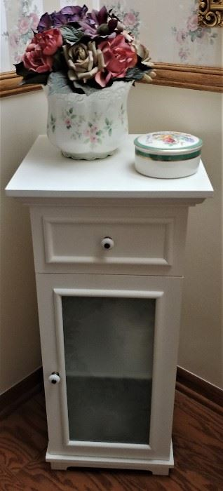 French Country Bathroom Cabinet,