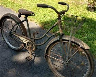 Vintage Columbia bicycle