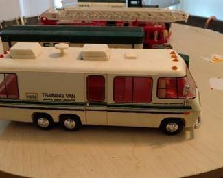 1972 HessTraining Van