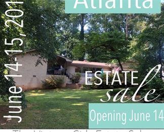 1 Atlanta Estate Sale
