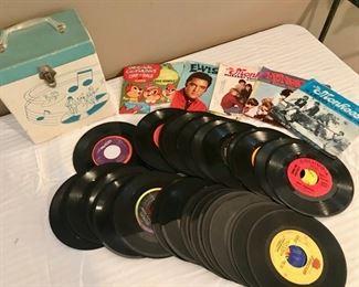 45s vinyls