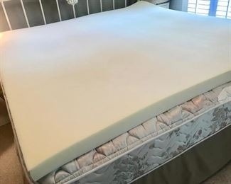 Foam mattress enhancement King sized