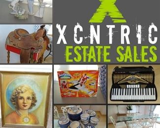 Xcntric Estate Sales - Collectibles Estate Sale In Orland Park, IL Aug 8-10th!
