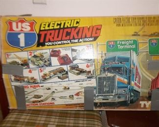 US1 electric trucking by tyco, vinatage!
