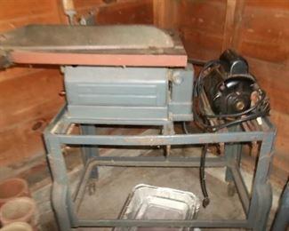 Craftsman bench saw