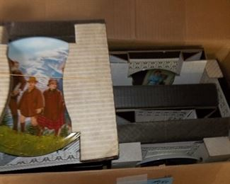 Sound of music collectible plates