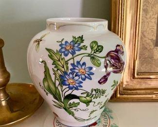 "Lynn Chase ""Jardin"" vase"