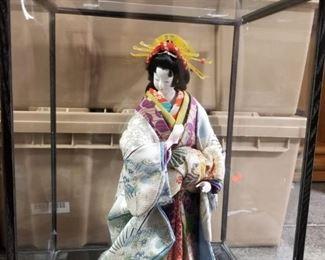 Orian Japanese doll