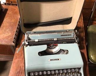 Fun typewriter