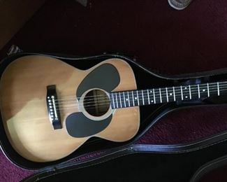 This guitar is in mint condition -- more info will follow.