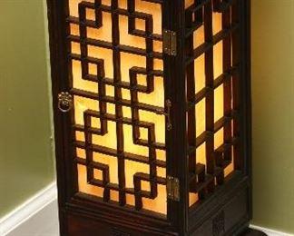 Oriental light.