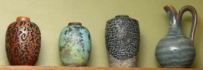 Art pottery.
