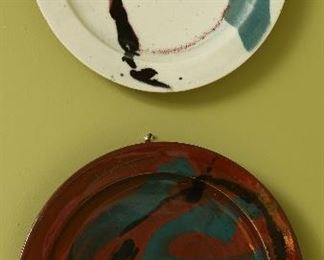 More art pottery.