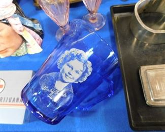 Shirley Temple glass
