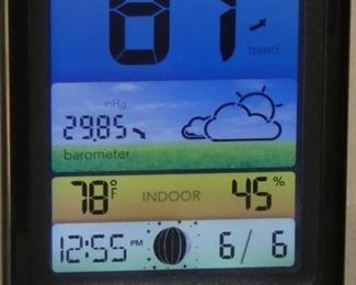 Acurite outdoor thermometer