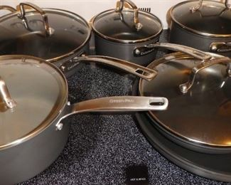 Cooking pots and pans cookware
