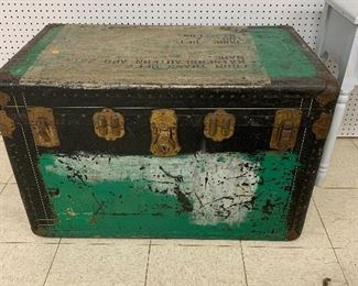 Nice trunk , possibly from Chernobyl ?