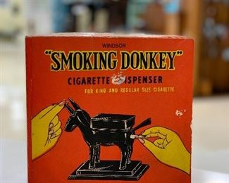 Where else in St. Louis will you find a Smoking Donkey?