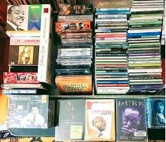 CD Collection - Lots of Jazz