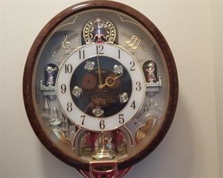 Collector clock