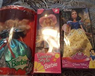 Barbie mint in box