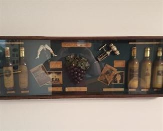 Another wall display shadow box