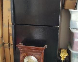 Garage refrigerator works well