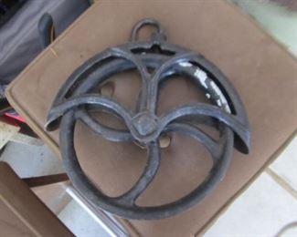 Primitive gear wheel