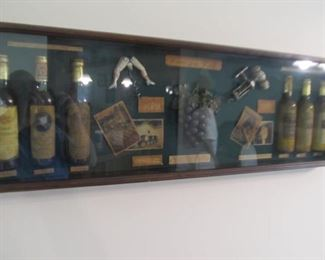 One of the shadow boxes available