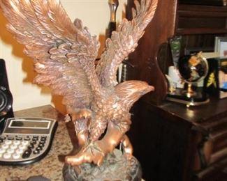 """15"""" copper eagle"""