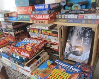 Family games and puzzles