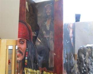 Capt. Jack Sparrow - Pirates of the Carribean