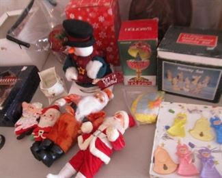 Some of the Christmas