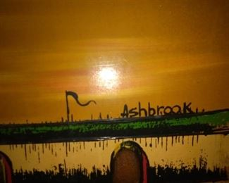 Signed Ashbrook