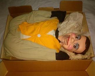 Juro Celebrity Ventriloquist Dummy