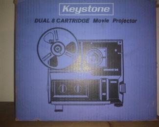 Keystone Movie Projector