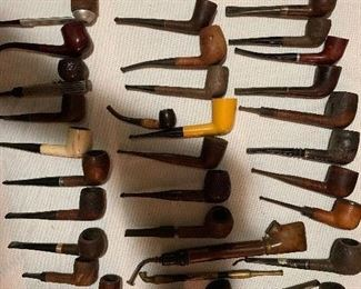 Ultimate Collection of Tobacco Pipes