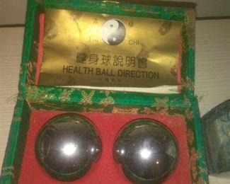 Vintage Tension Health Balls