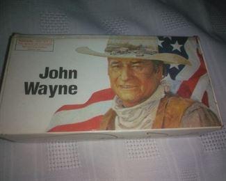 John Wayne Unopened Box ammunition
