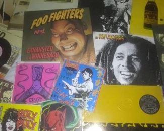 INXS, Foo Fighters, Bob Marley Clay Harper,Virgin Fugs and More...