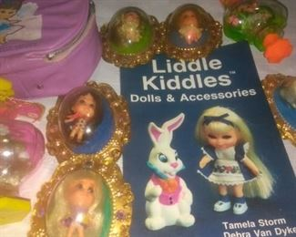 Liddle Kiddles Dolls